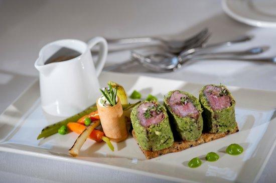 Ghan House lamb dish