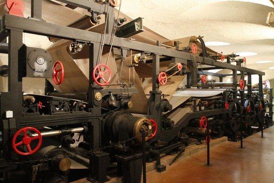 Musee des papeteries Canson et Montgolfier
