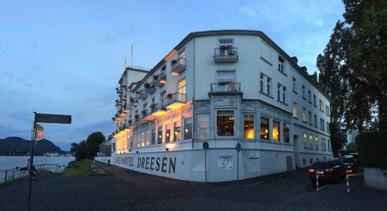 Ringhotel Rheinhotel Dreesen: Vue d'ensemble de l'hôtel