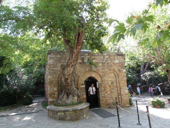 Meryemana (The Virgin Mary's House): Casa della Vergine Maria