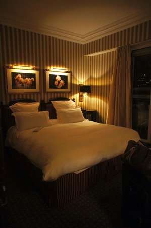 Hotel Barriere Le Majestic Cannes: My room