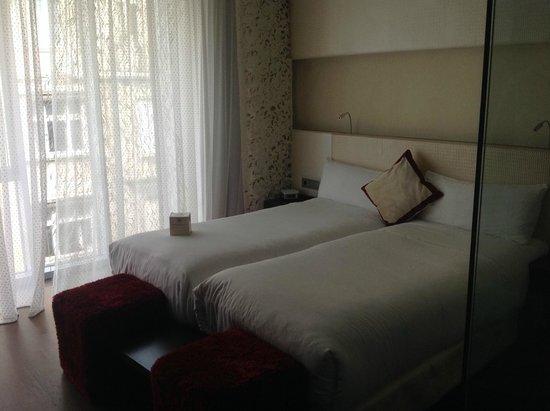 Iberostar Grand Hotel Budapest: Oh, no! otra vez las dos malditas camas!!!!