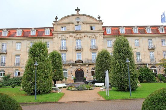 Dorint Resort & Spa Bad Bruckenau: The exterior