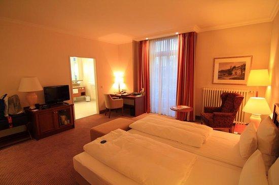 Dorint Resort & Spa Bad Bruckenau: Our room