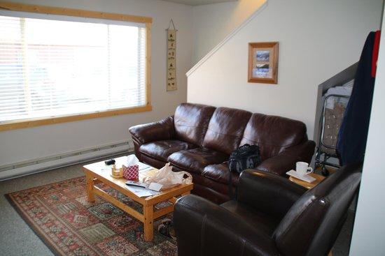 Faithful Street Inn: Living room