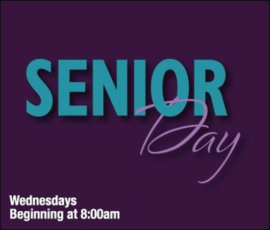 Oxford, ME: Every Wednesday is Senior Day!
