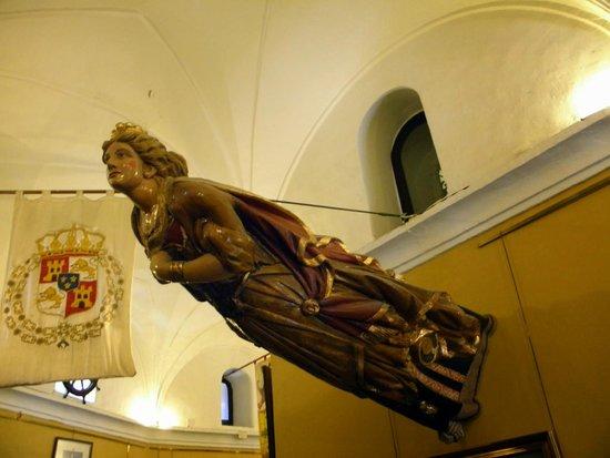 Torre del Oro : Header remained, ship still misising ;)