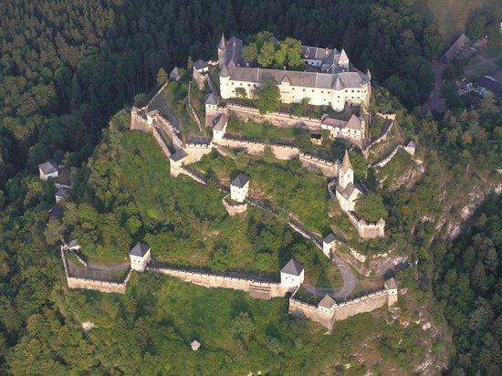 Hochosterwitz Castle (Burg Hochosterwitz) : Hochosterwitz
