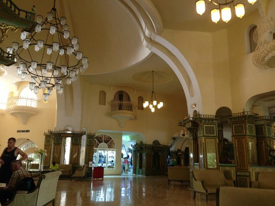lti Mahdia Beach Hotel: Hall