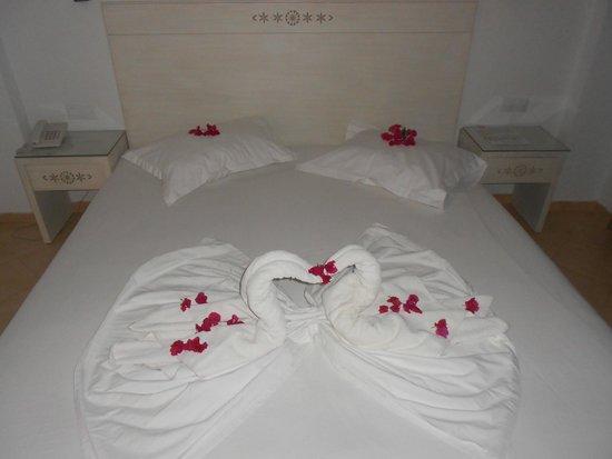 Hotel Menara: décor sympathique des chambres