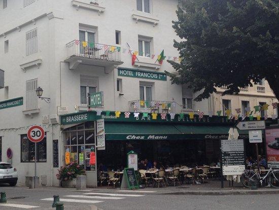 Francois Ier Hotel