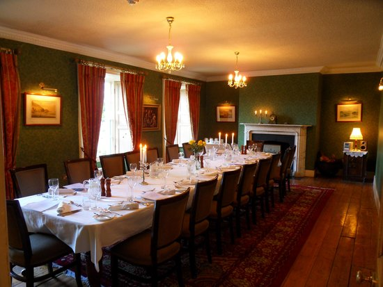 Ghan House: Private dining ~ Ground floor