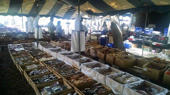 Coconut Grove Organic Market