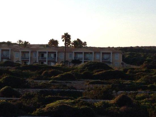 Insotel Punta Prima Resort & Spa: Apartamentos lado Este