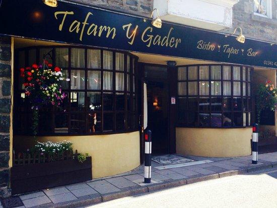 Tafarn y Gader Tapas, Bistro & Bar: Tafarn y Gader