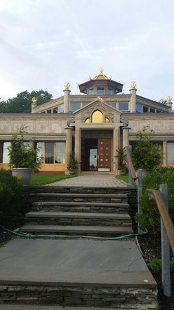 Kadampa Meditation Center New York and World Peace Temple : Budhist Temple