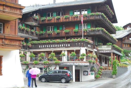 Hotel Gletschergarten (