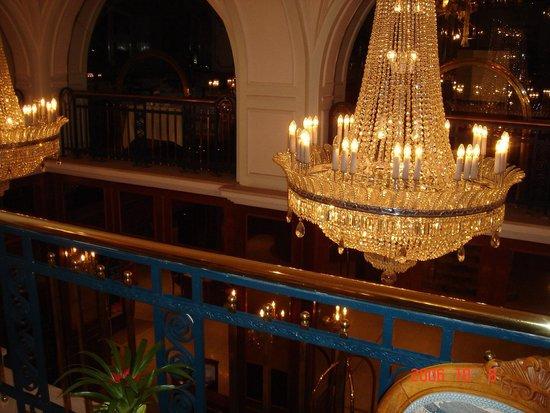 Art Nouveau Palace Hotel: ロビー