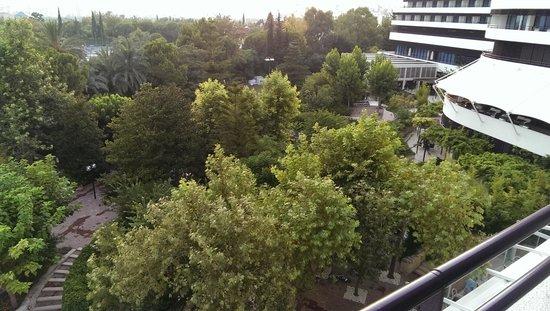 Rixos Downtown Antalya: View from Room Balcony 1