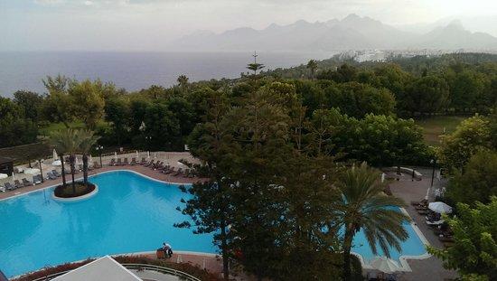 Rixos Downtown Antalya: View from Room Balcony 2
