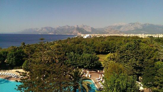 Rixos Downtown Antalya : View from Room Balcony 5