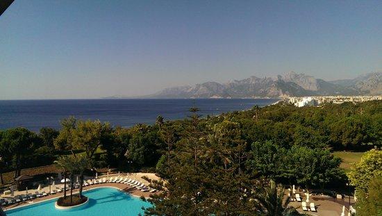 Rixos Downtown Antalya : View from Room Balcony 6