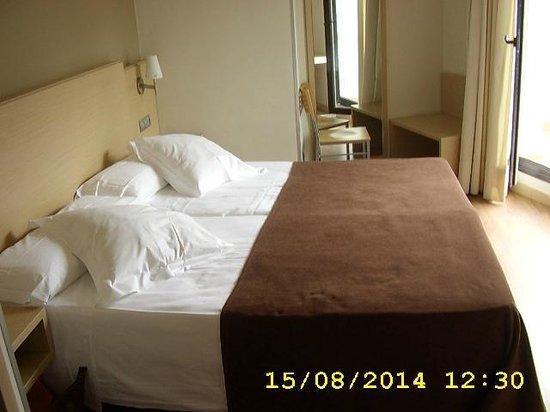 Hotel Codina: le lit