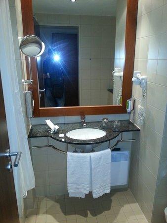 QGREENHOTEL by Meliá: Vista del bagno