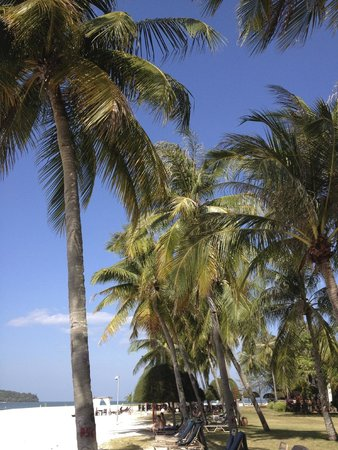 Meritus Pelangi Beach Resort & Spa, Langkawi: The gorgeous beach
