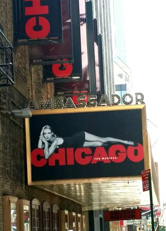 Chicago the Musical: See this spectacular Broadway show. It's worth every single dime..