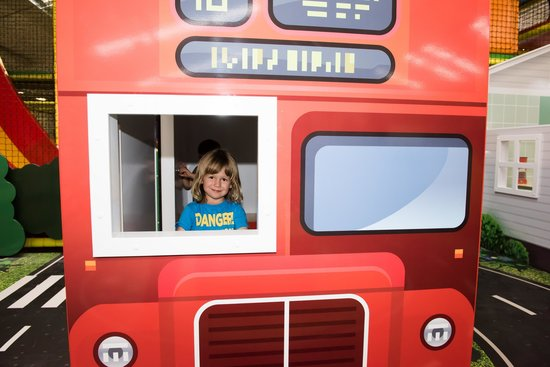 Snakes and Ladders: 'Drive' the London bus