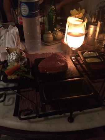 Kori Restaurant & Bar : Very good hot stone tuna