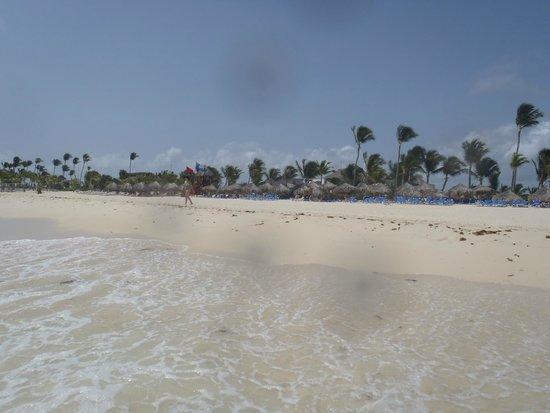 Hard Rock Hotel & Casino Punta Cana: Sandy beach