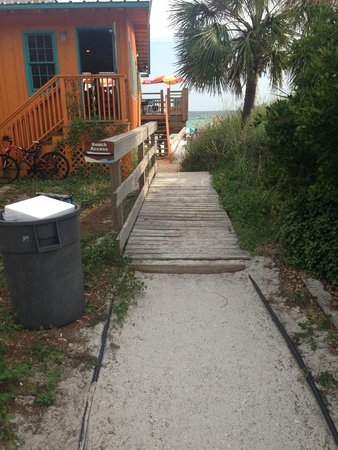 Hampton Inn Suites Destin Beach Access