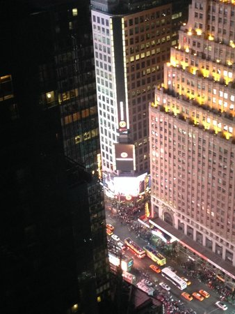 Hyatt Times Square New York: view from room