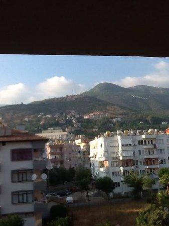 Erkaptan Apart Hotel: the wiev from our room