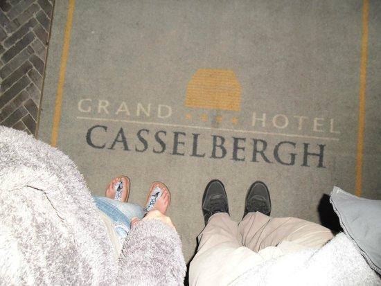 Grand Hotel Casselbergh Bruges: :D