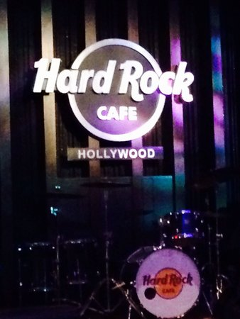 Hard Rock Cafe: Hrc