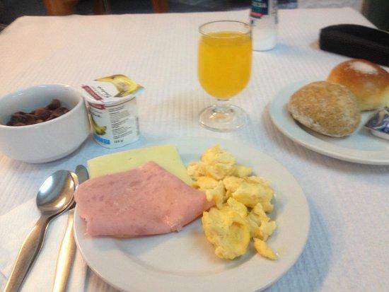 Hotel Navegadores: Pequeno Almoço