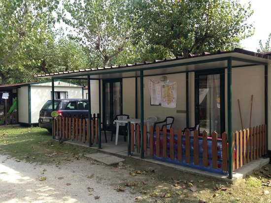 Camping Classe Village: Mobilehome