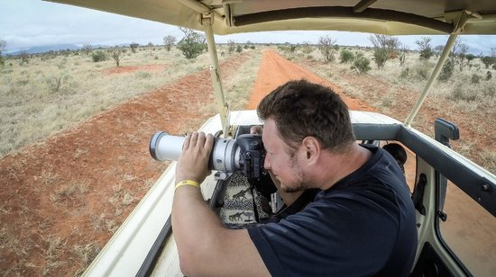 Steve & Richard Day Tours & Safaris : Safari tsavo park kenia