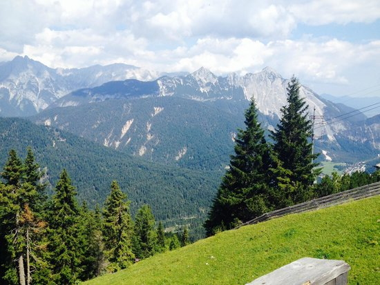 Parkhotel Seefeld: The Hills Are Alive