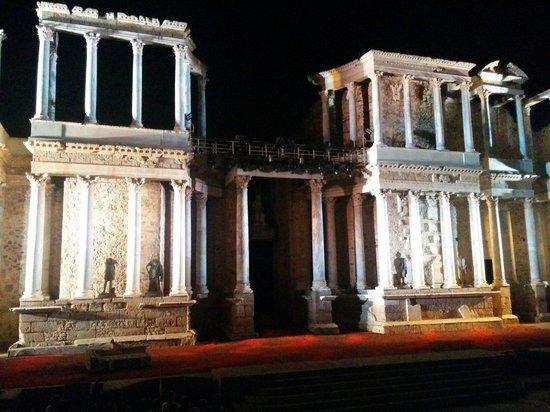 Teatro Romano de Mérida: Escenario excepcional