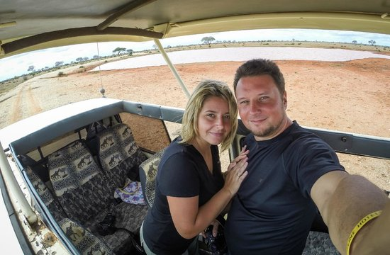 Steve & Richard Day Tours & Safaris: Safari tsavo park kenia