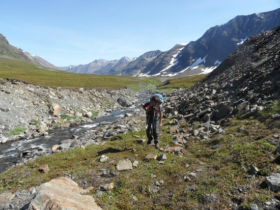 Kennicott Wilderness Guides - Day Trips : Allies to Bremner