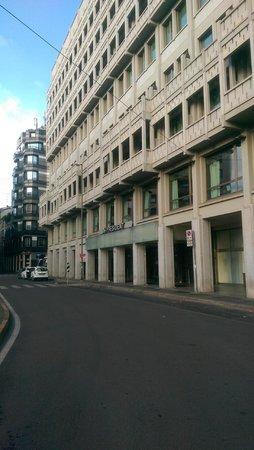 NH Collection Milano President : Facade de l'Hôtel