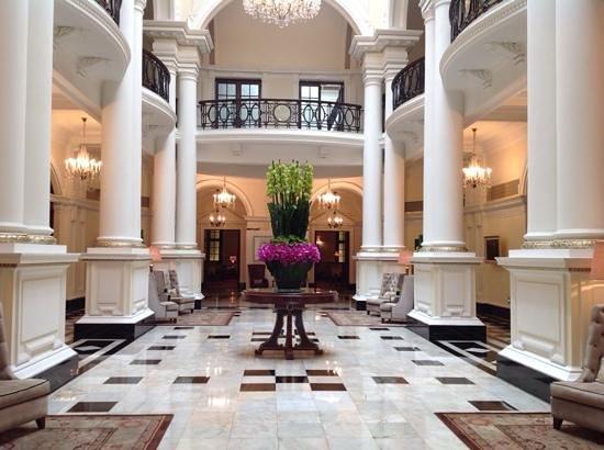 Waldorf Astoria Shanghai on the Bund: Lobby