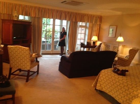 Chewton Glen Hotel & Spa: lovely room (60)