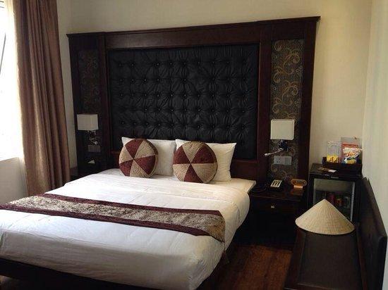 CityBay Palace Hotel : Chambre