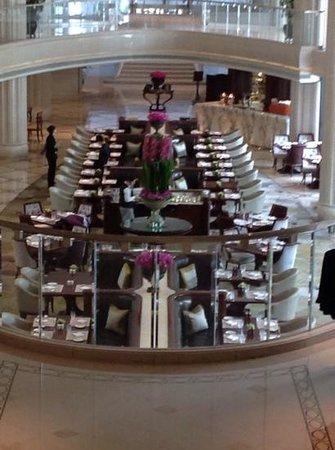 Waldorf Astoria Shanghai on the Bund: Restaurant